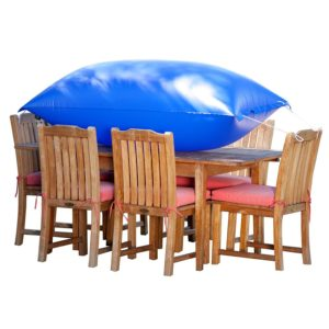 Duck Cover Dome Airbag for Tables and Sofas