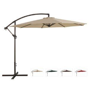 Ulax Cantilever Umbrella: Crazy Deals in Winter!
