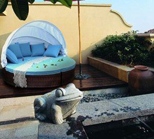 Bellagio 4 Piece Outdoor Day Bed Set