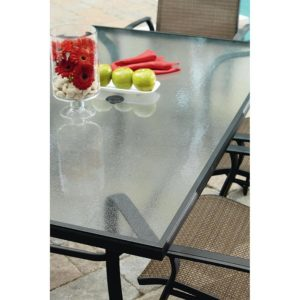 Garden Oasis Table Detail