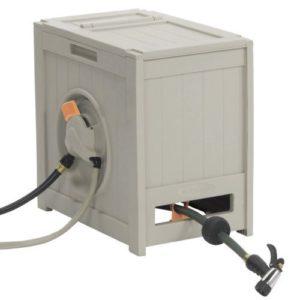 Suncast Aquawinder 125-Foot Capacity Hose Reel
