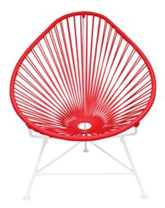 Innit Baby Acapulco Chair White Powder Coat Frame