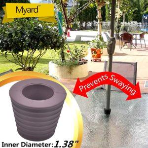Myard Patio Umbrella Pole Cone