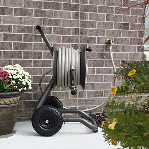 Eley Hose Reel Cart #1043 Side View