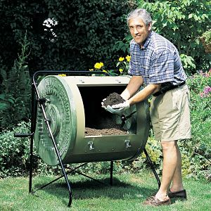 Turnable Composter by Mantis