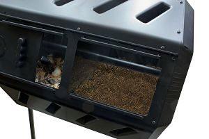 Yimby Dual Chamber Tumbler Composter