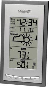 La Crosse Wireless Weather Station Main Panel
