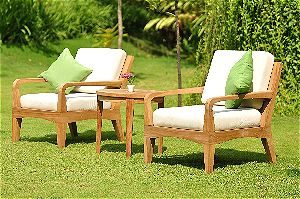 Noida Chairs and Side Table
