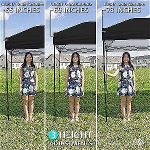 Punchau Height Options