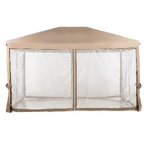 Abba Patio Soft Top Gazebo Mosquito Netting
