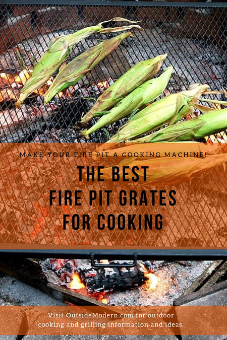 Best Fire Pit Grates for Cooking