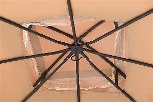 Sunjoy Ceiling Structure with Hook
