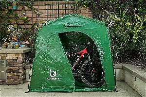 The YardStash IV Bicycle Storage Shed Tent