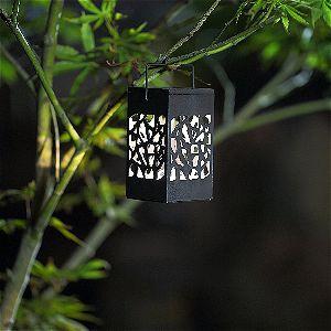 Twinkle Star 8 Pcs Hanging Solar Lantern with Handle Umbrella Solar Lantern Waterproof Solar Landscape Lantern