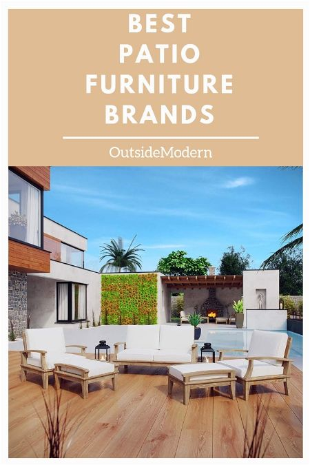 Modway, one of the Best Patio Furniture Brands