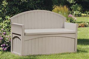 Suncast PB6700 Patio Bench