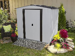 Arrow Newburgh Steel Storage Shed, the Best Metal Shed available!