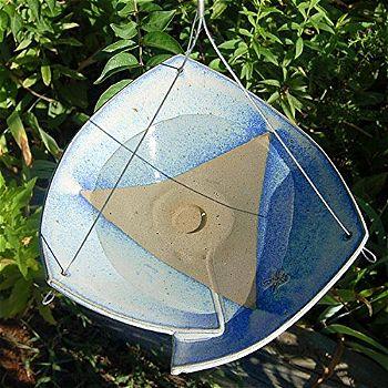 Best Nest Anthony Stoneware Ceramic Bird Bath