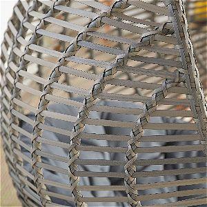 Island Bay Wicker Weave Detail