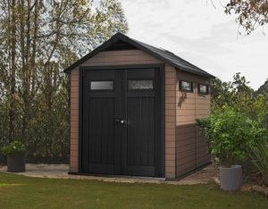Keter Fusion WPC Shed