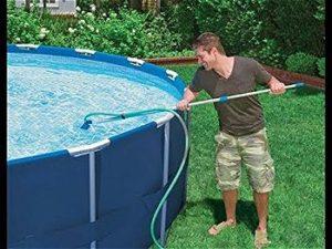 PoolSupplyTown Mini Jet Vac Vacuum Cleaner