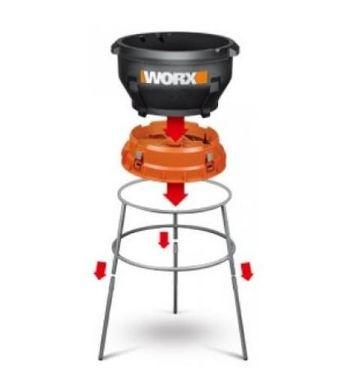 Worx WG430 Assembly