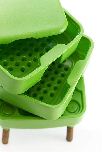 Hot Frog Worm Composter Trays