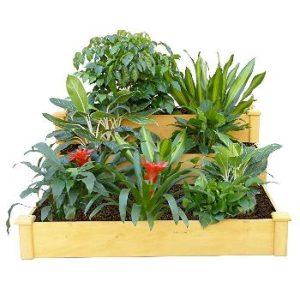 Leisure Season Tiered Raised Garden Bed