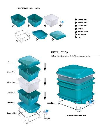 Quest 4 Tray What is Included