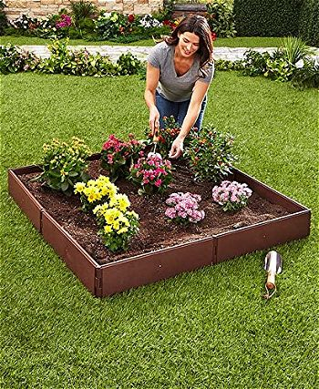 Raised Garden Bed by Lakeside Collection