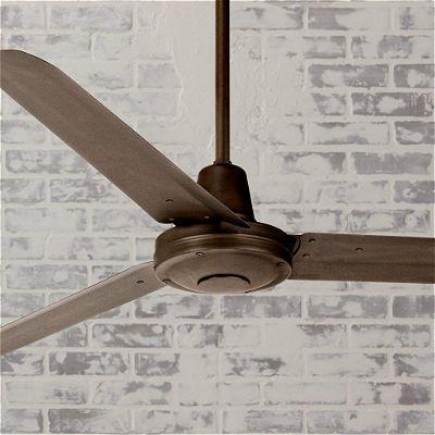 Casa Vieja Turbina Oil-Rubbed Bronze Ceiling Fan