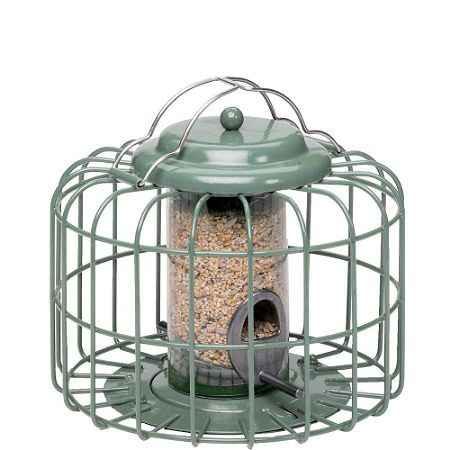 Nuttery NT056 Round Seed Feeder- Mini