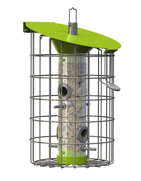 The Nuttery NC006 Roundhaus Seed Feeder