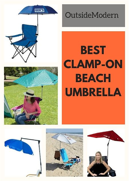 Best Clamp On Beach Umbrella