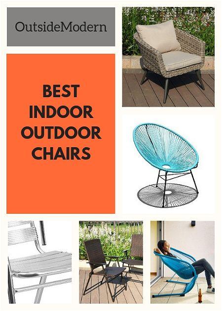 Best Indoor-Outdoor Chairs