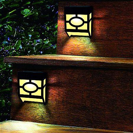 Greluna Solar Wall Lights Outdoor