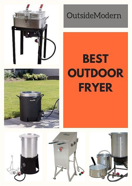 Best Outdoor Fryer