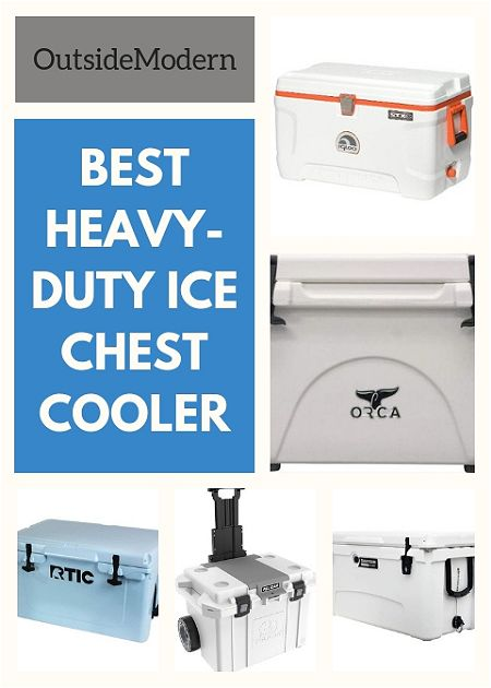 best ice chest heavy duty cooler