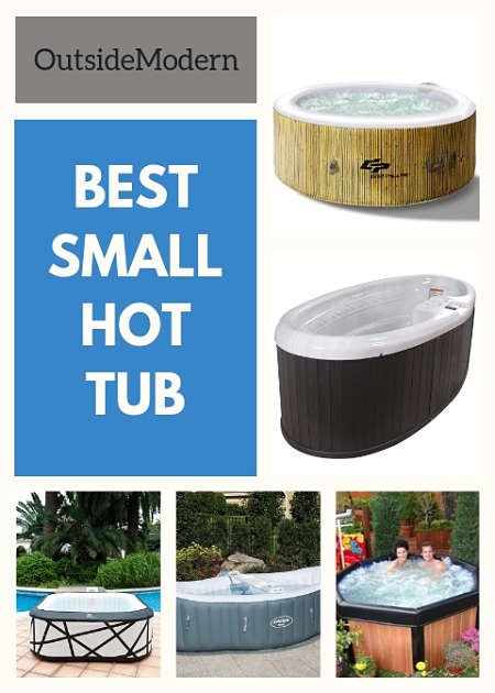 best small hot tub