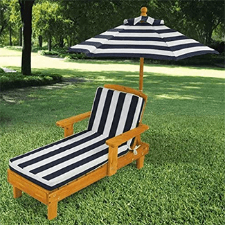 best kids chaise lounge