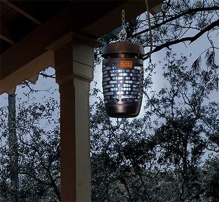 Bleck+Decker indoor UV Mosquito and Bug Zapper