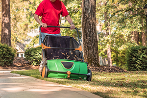 leaf and lawn sweeper reviews
