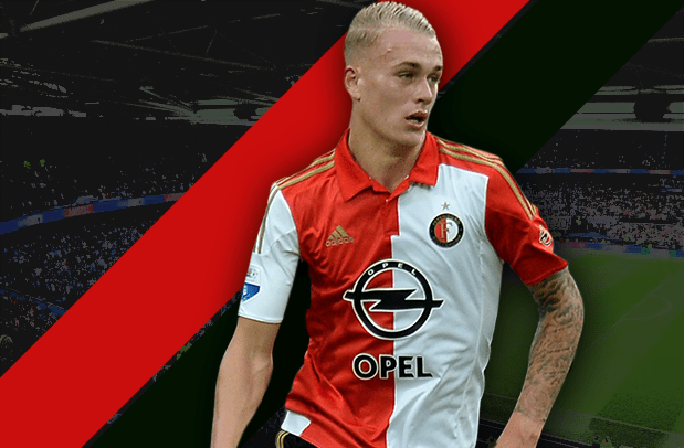 Scout Report Rick Karsdorp Another Rising Young Star From Feyenoord Outside Of The Boot