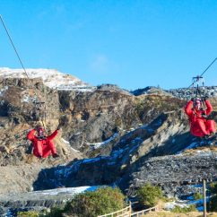 4 Man Zip Wire Wales Danfoss S Plan Wiring Diagram The Best Activities For Adventure Lovers Outsider Magazine Home To Longest Zipline In Europe And Fastest World Does Not Disappoint Nestled Within Snowdonia National Park