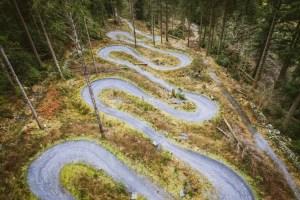 Mountain biking in North Wales DroneCoedyBrenin-0030 MB Wales