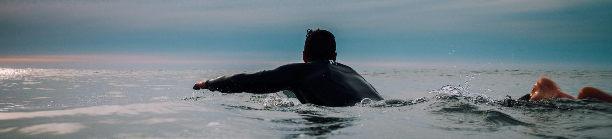 Open Water Swimming: All Year Around