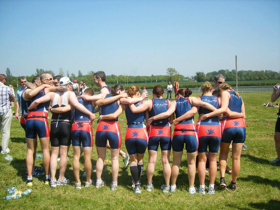 Triathlon: The Ultimate Training Plan