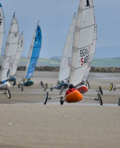 sand yachting championships