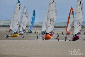 sand yachting championships