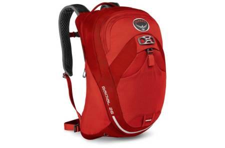 Bast Bike Commuter Backpacks - Ortlieb Velocity High Visibility Rucksack